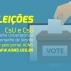 Eleições para CsU e CsA da UEG ocorrem nesta sexta-feira, 15/05