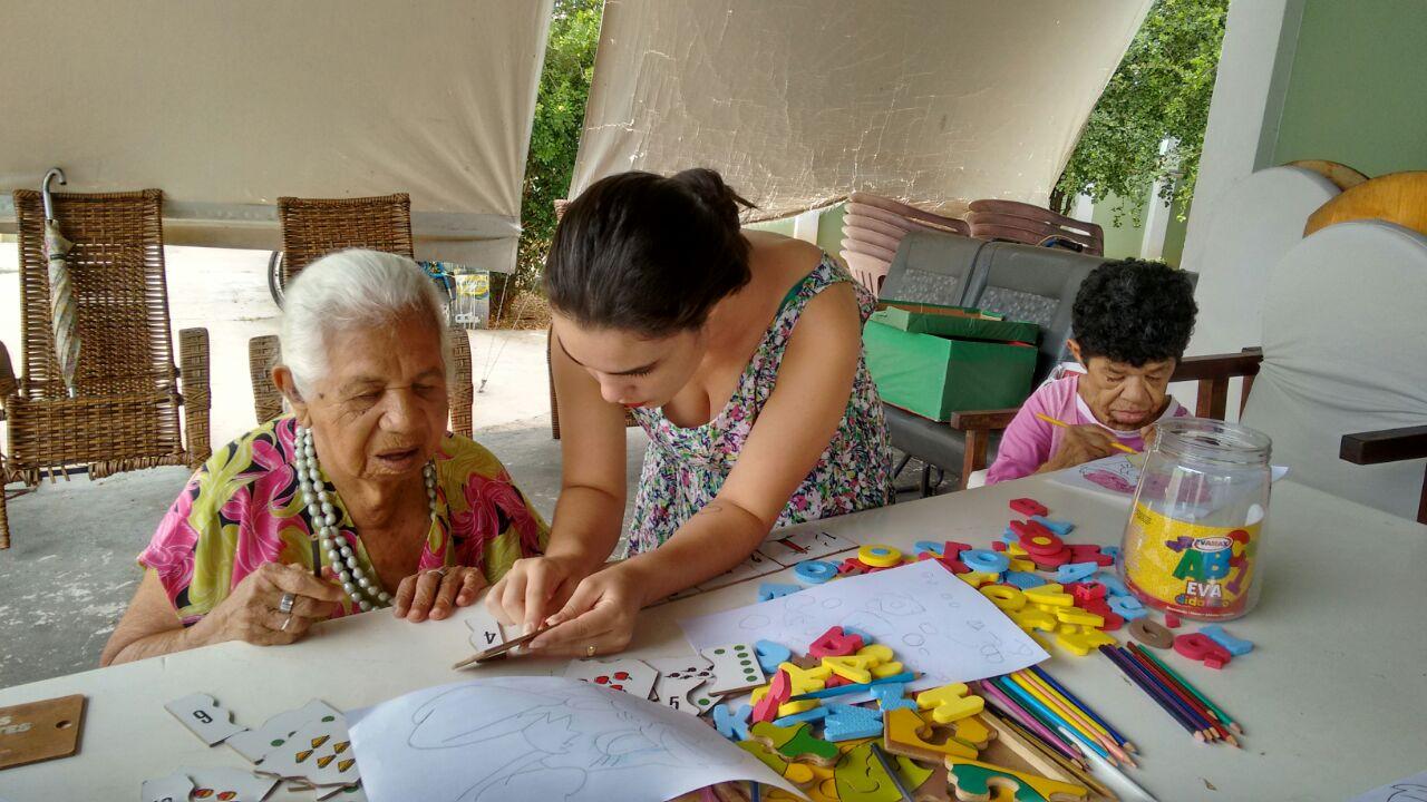 Muitas vezes Projeto de Extensão melhora qualidade de vida de idosos LC94