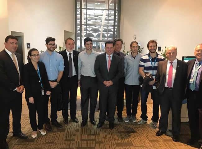UEG vai oferecer pesquisa e mão de obra à indústria árabe