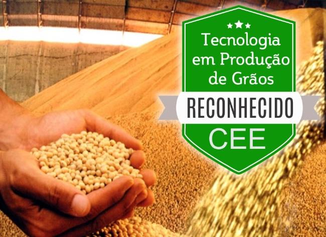 Curso de Tecnologia em Produção de Grãos é reconhecido pelo CEE