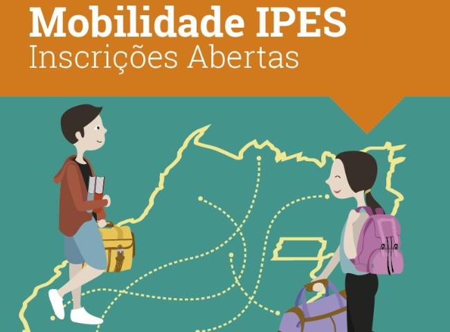 Mobilidade Ipes | Abertas inscrições para mobilidade entre instituições de Goiás