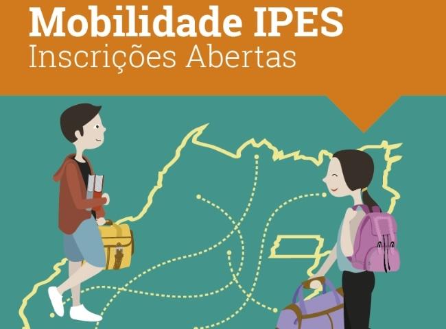 Mobilidade Ipes | Inscrições abertas para mobilidade universitária em Goiás