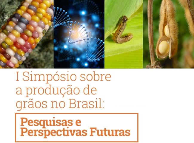 I Simpósio sobre produção de grãos no Brasil abre inscrições