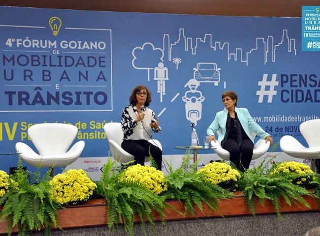 Coletividade, sustentabilidade e ética são temas no 4º Fórum de Mobilidade Urbana