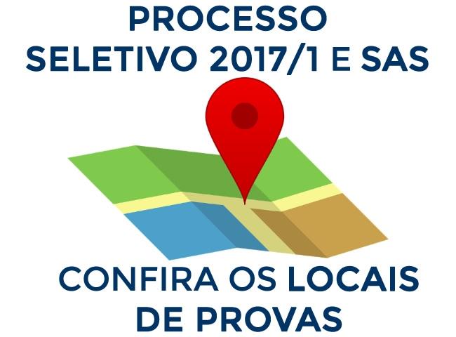 Processo seletivo 2017/1 | UEG divulga locais de provas do Vestibular e SAS