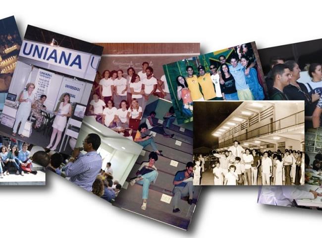 UEG 20 anos: uma história escrita a muitas mãos