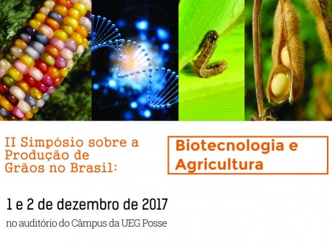 Inscrições abertas para o II Simpósio sobre a produção de grãos no Brasil