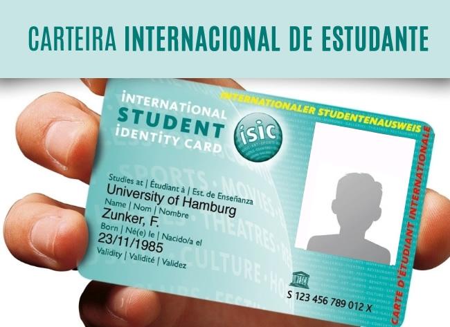 UEG oferece carteira internacional de estudante