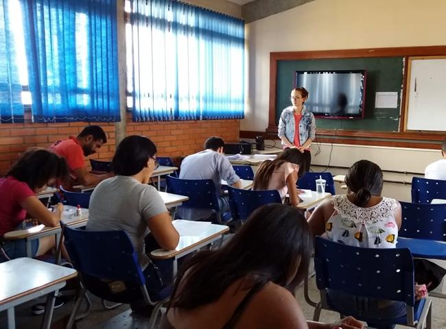 Câmpus Posse realiza processo seletivo para cursos do Centro de Idiomas